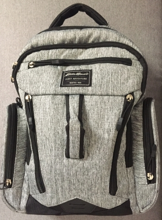 Eddie Bauer Fashion Heather Back Pack