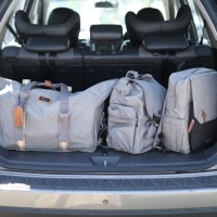 Twelve Tips for Travelling with Toddlers